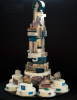 Tiered Large Cake