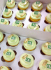 Money/ Gold Bar Cupcakes